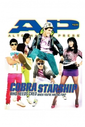 239 Cobra Starship Sub Cover (6/08)