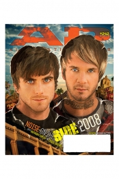 242 Anthony Green/Craig Owens Sub Cover (9/08)