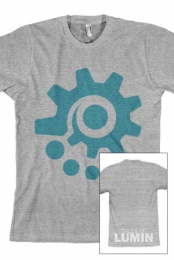 Logo T-shirt (Heather Grey)