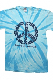 Unleashed (Blue Tie Dye)