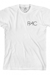 Logo Tee Left Breast (White)
