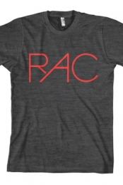 Logo Tee Center Chest (Heather Charcoal)
