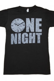 One Night Tee (Black)