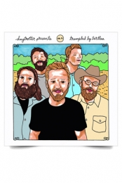 Daytrotter Sessions Split LP