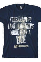 Claim To Fame Tee (Navy)