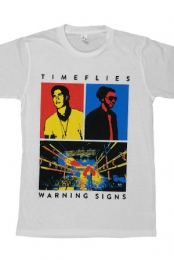 Warning Signs Tee