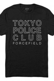 Forcefield Tee (Black)
