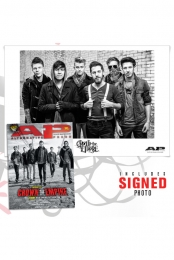 Collectors Cover: 311.1 Crown the Empire + Signed Photo (6/14)
