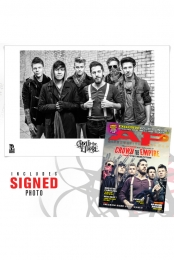 311.2 Crown The Empire (6/14) + Signed Photo