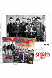 311.1 & 311.2 Crown The Empire (6/14) + Signed Photo