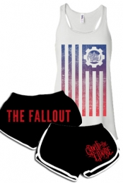 Girl's Bundle:  Americana Tank + Fallout Shorts