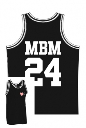 Heart Logo Basketball Jersey