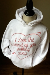 Walking Away Hoodie