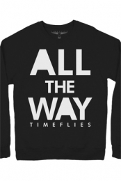 All The Way Crewneck