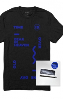 Time Is Over One Day Old CD + Tee + Instant Grat