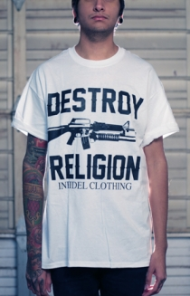 Destroy Religion