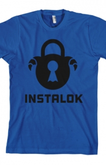 Logo T-shirt (Royal Blue)