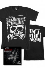 Am I The Enemy Tee + 4 Full Album Download