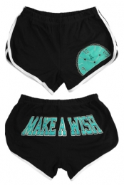 Make A Wish Running Shorts