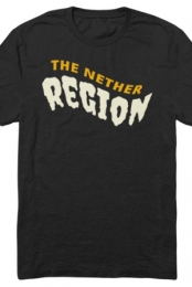 The Nether Region Tee (Black)