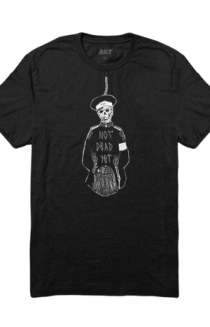 Not Dead Yet Tee (Black)