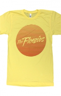 Faded Unisex Tee (Light Yellow)