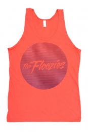 Faded Unisex Tank (Coral)
