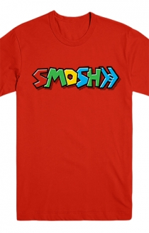 Super Smosh Tee (Red)