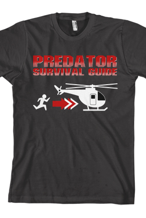 525e1e70 Predator T-Shirt - That Reference T-Shirts - Official Online Store on District  Lines