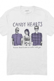 Band Sketch Tee (White)