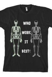 Who Wore It Best? T-shirt