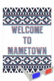 Welcome to Mametown 3D Poster