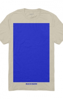 Blue Field Tee (Natural)
