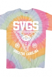 All Seeing Tie Dye Tee