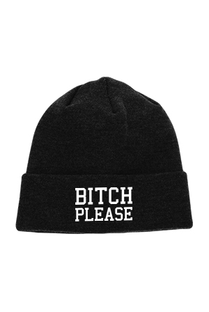 Bitch, Please! Beanie