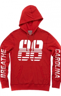 88 Pullover Hoodie (Red)
