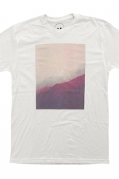 You Haunt Me Album Cover Tee (White)