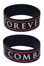 Forever In Combat Wristband