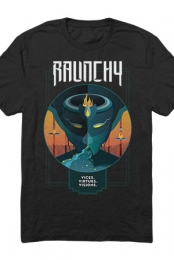 Raunchy Vices Tee (Black)