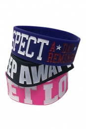 Get Low + Keep Away + No Respect Wristbands Bundle