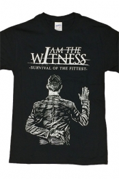Survival Of The Fittest Tee (Black)