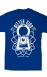 Lock Up Tee (Royal Blue) + Monster House Re-Release Digital Download: lockup-tee-bk_rblue_01.jpg
