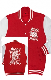 Gypsy Girl Varsity Jacket (Red)