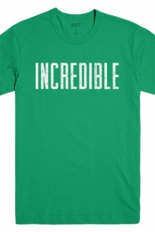 Incredible Tee (Kelly Green) - Where Hope Grows