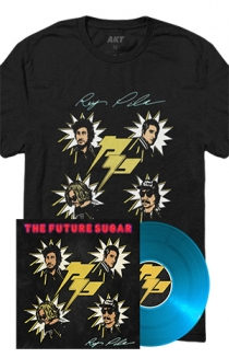 The Future Sugar Vinyl LP + Tee