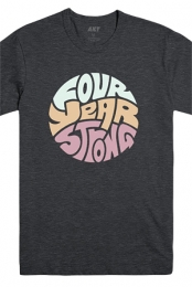 Stoner Logo Tee (Dark Heather)