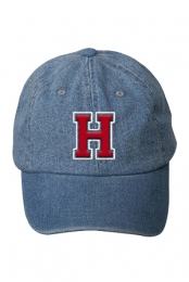 H Ball Cap (Denim)
