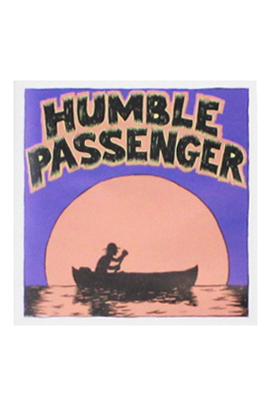 Humble Passenger Comic Book