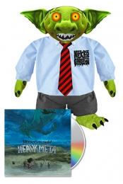 Heavy Meta CD & Plush Bundle
