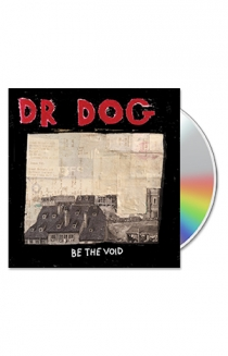 Be The Void CD
